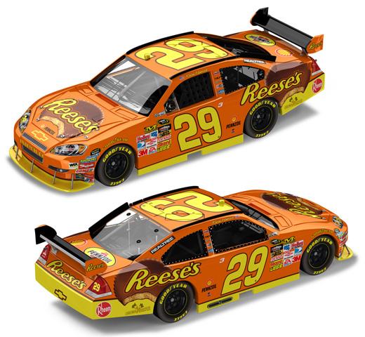 Kevin Harvick Reese S Car