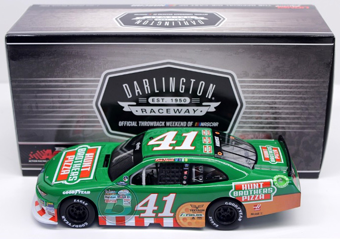 Kevin Harvick 2017 Busch Beer #4 Stewart Haas Ford Fusion 1//64 NASCAR Diecast