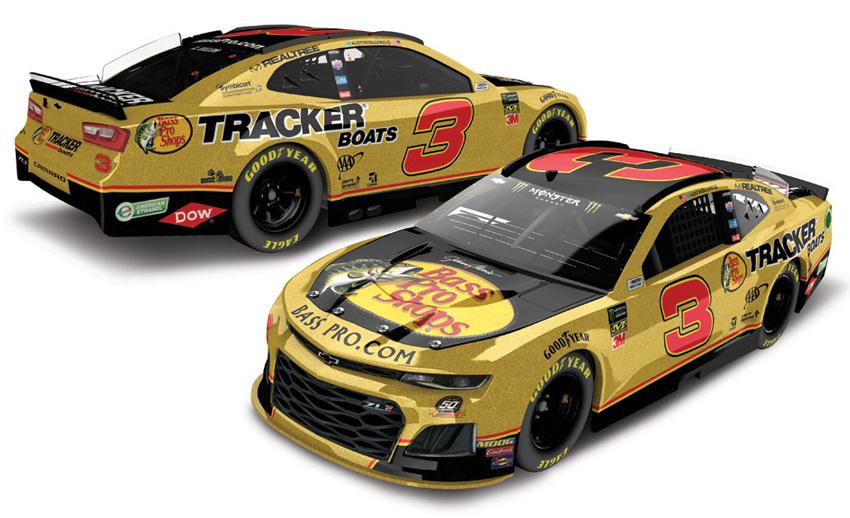 Austin Dillon NASCAR Diecast Cars