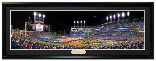 Officially Licensed Framed and Matted Sports Panoramas